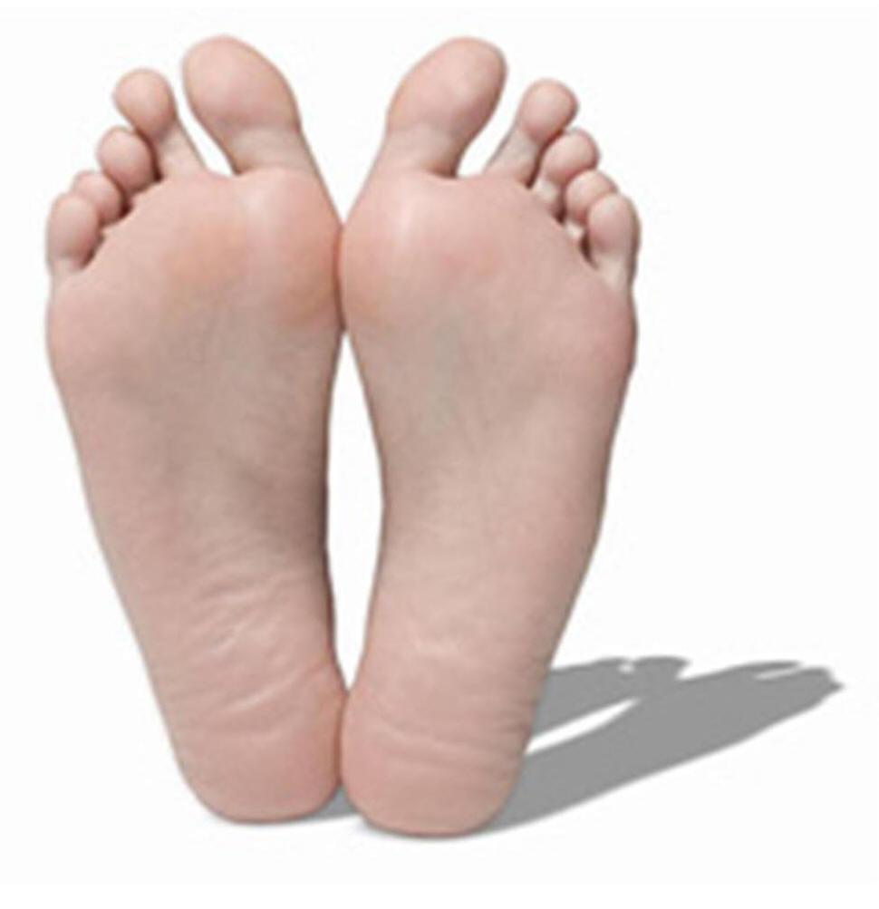 eelt kloven voeten